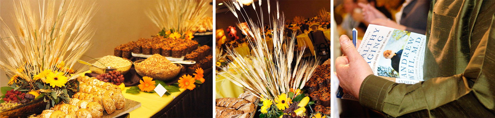 Blackburn's Catering corporate catering photos